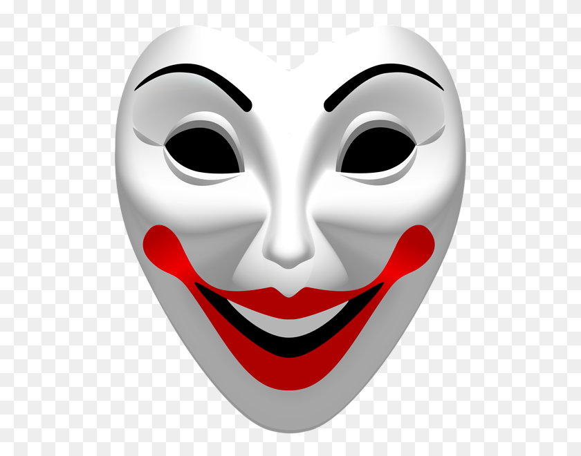 Joker Mask Png Clip - The Joker Clipart