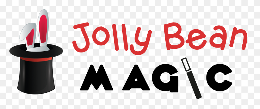 Jolly Bean Magic Logo Jolly Bean Magic Great One! Productions - Magic Logo PNG