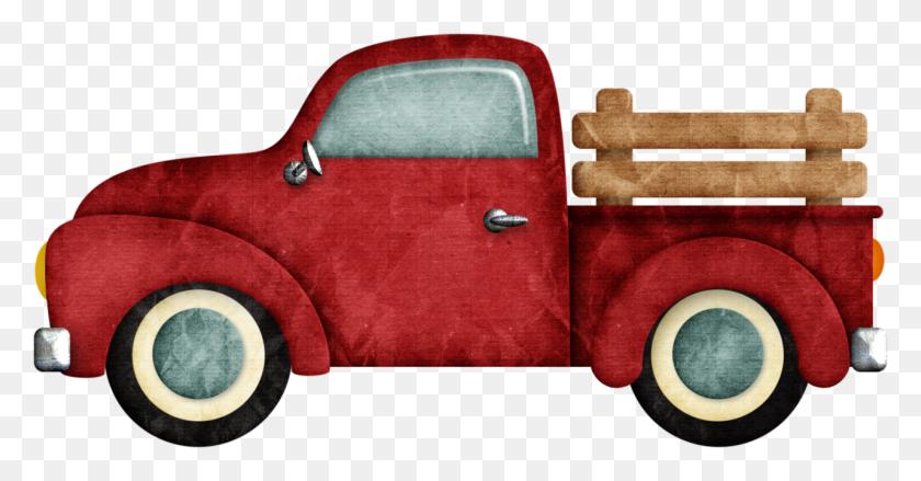 Jss Happycamper Truck P Is For Parker - Vintage Car PNG