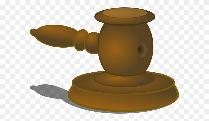 Judges Gavel Clipart Free - Gavel Clipart