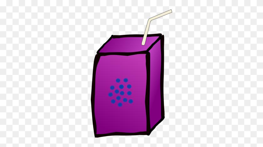 Juice Box Clipart - Apple Cider Clipart