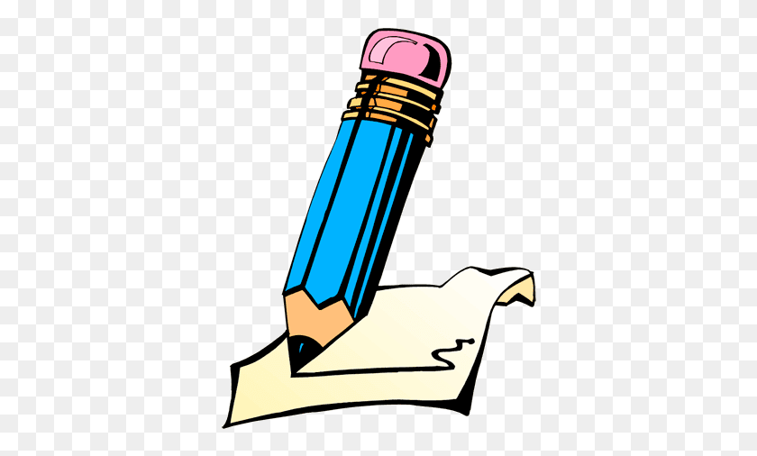 Jump Primary School - Pen Writing Clipart