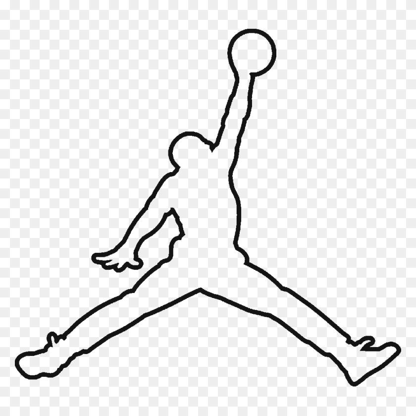 Jumpman Clip Art Air Jordan Vector Graphics Logo - Jumpman Logo PNG