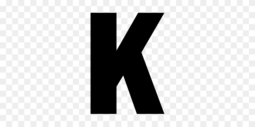 K Hole - Twitter White Logo PNG