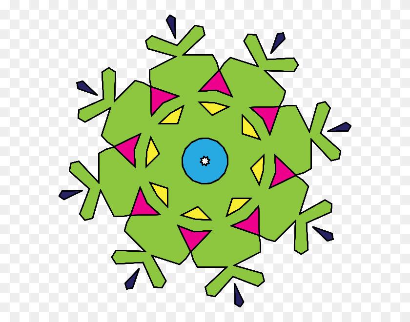 Kaleidoscope Clip Art - Kaleidoscope Clipart