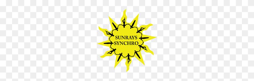 Kamloops Sunrays Synchro - Sunrays PNG