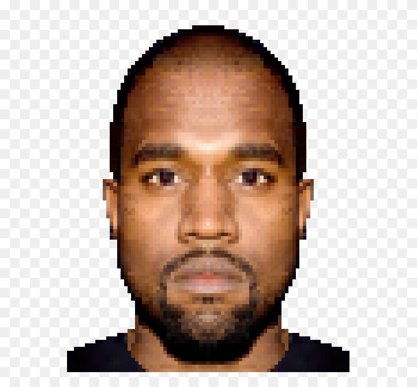Kanye West - Kanye Face PNG