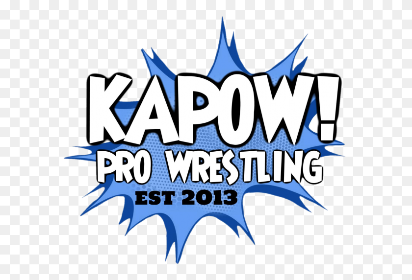 Kapow Wrestling Bringing Fun To Wrestling - Wrestling Clip Art