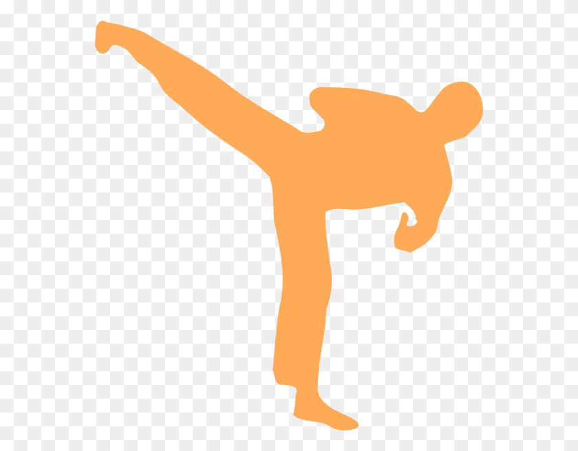Karate Clip Art Images Karate Clipart Vector - Martial Arts Clipart