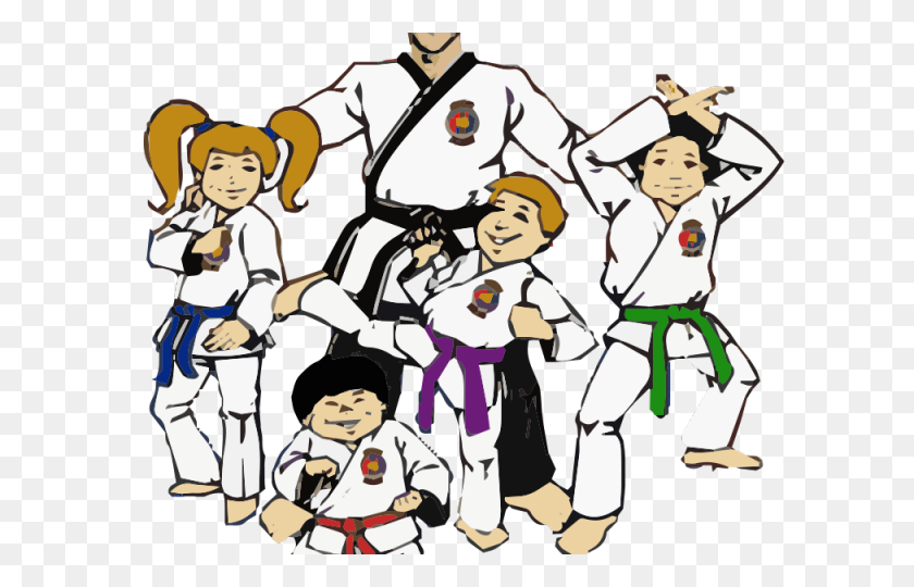 Karate Clipart Group Tkd Clipart Stunning Free Transparent Png Clipart Images Free Download