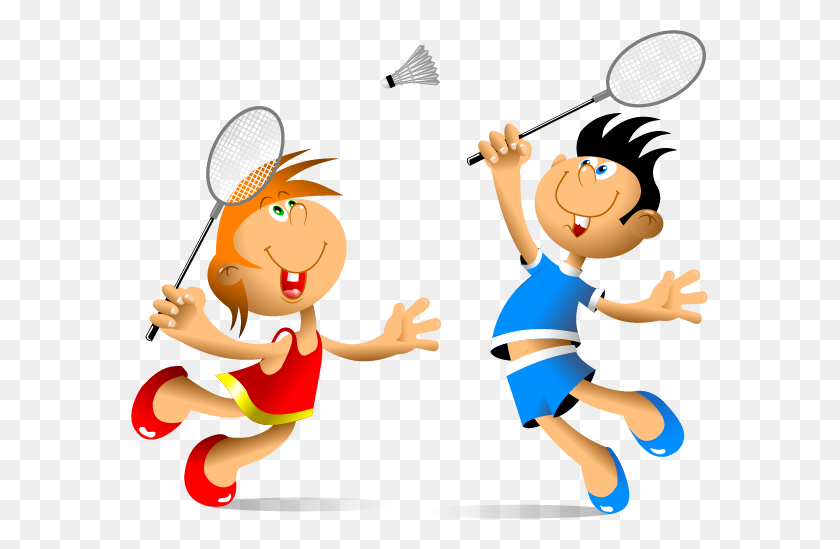 Kartinki Po Zaprosu Badminton Risunki Badminton - Badminton Clipart