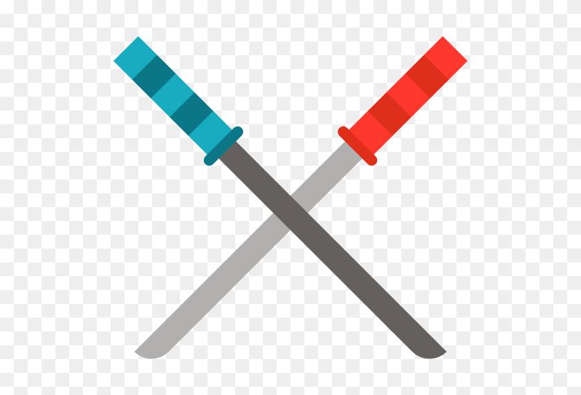 Katana, Ninja, Sword, Knife Icon - Samurai Sword PNG