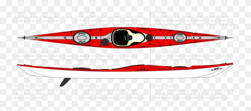 Kayak Clipart Red Kayak - Braces Clipart