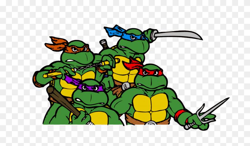 Kbytes, Teenage Mutant Ninja Turtles - Teenage Mutant Ninja Turtles Clipart