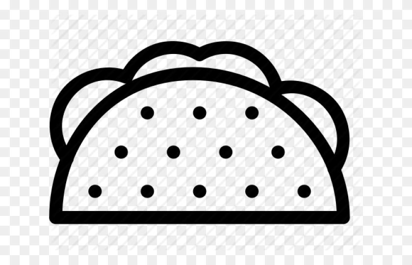 640x480 Kebab Clipart Breakfast Taco - Taco Clipart