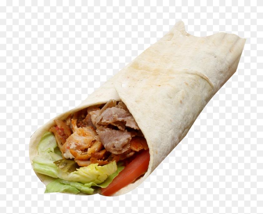 Kebab Png Background Image - Tortilla PNG