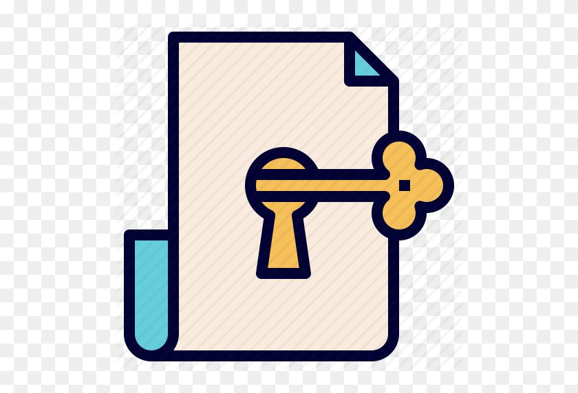 Key, Problem, Reveal, Secret, Solution, Solve, Unlock Icon - Problem And Solution Clipart