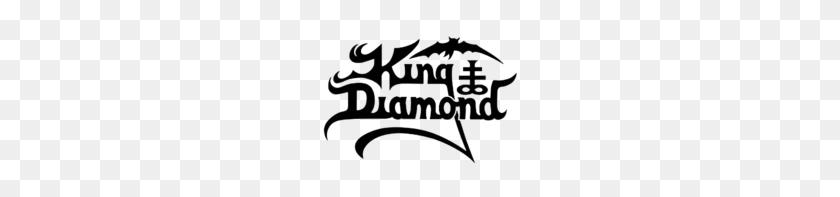 King Diamond - Diamond Logo PNG