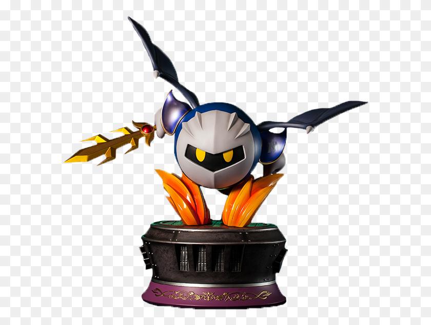 Kirby Meta Knight Statue Meta Knight Kirby Statue Popcultcha - Meta Knight PNG