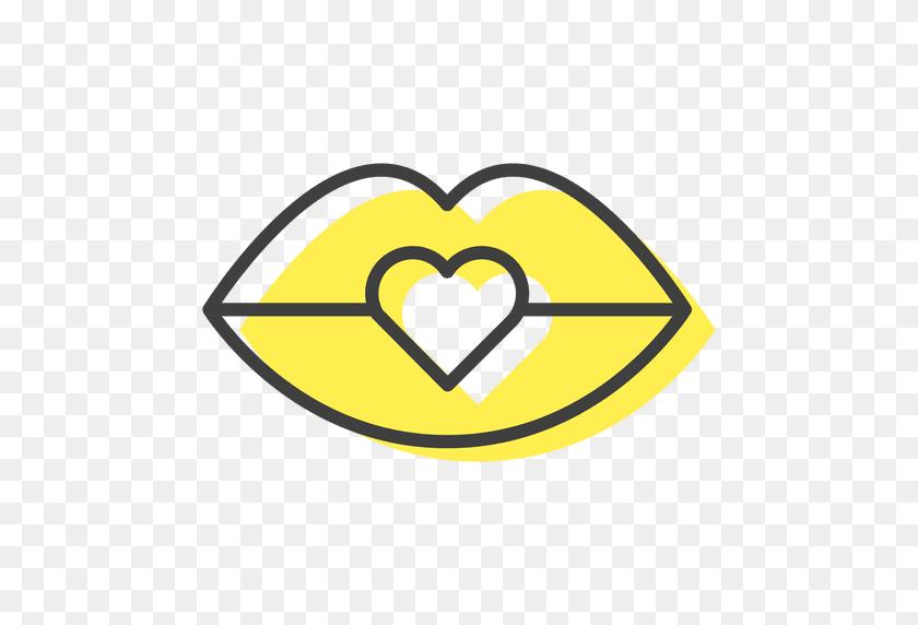 Kiss - Lips Emoji PNG – Stunning free transparent png