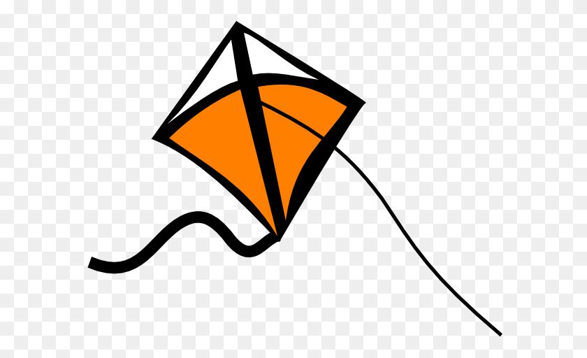 Kite Black And White Kite Clip Art - Triangle Clipart Black And White