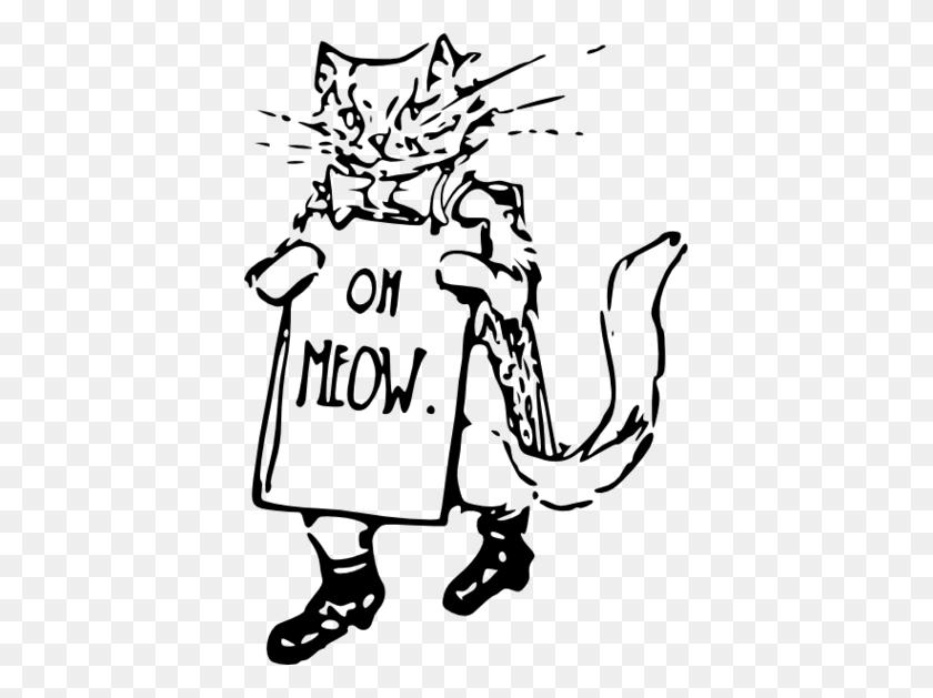 Kitten Clip Art - Kitten Clipart Black And White