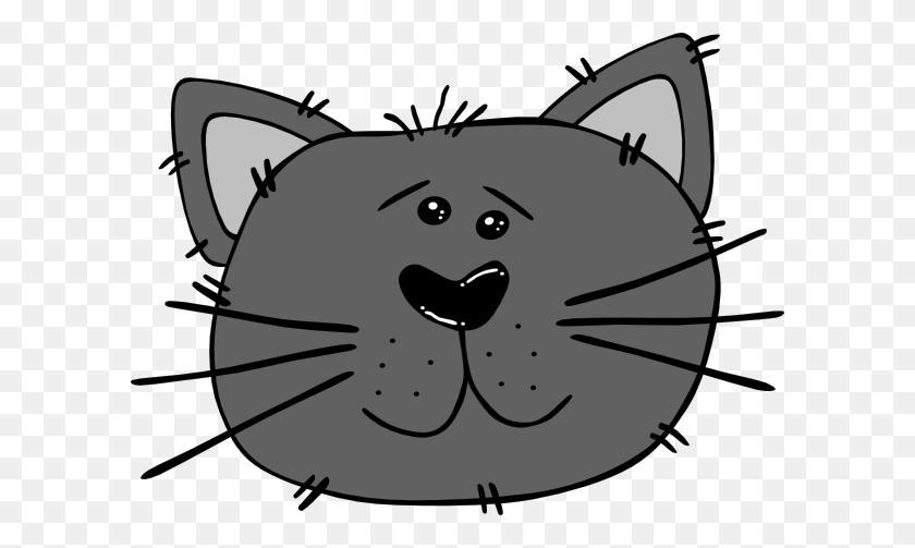 Kittens Clipart Kitty Face - Kittens PNG