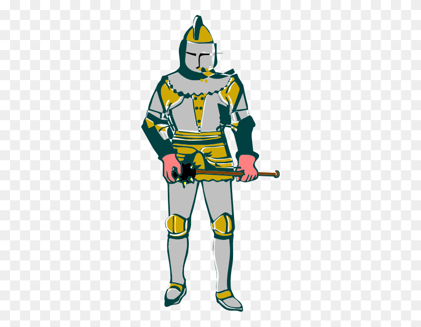 276x593 Knights Round Table Clip Art - Arthur Clipart
