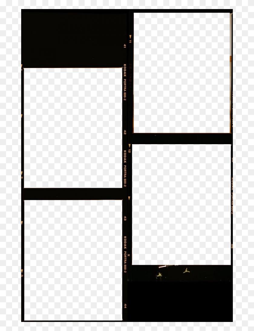 Kodak Frame Template E D I T I N G In Frame - Polaroid PNG Template