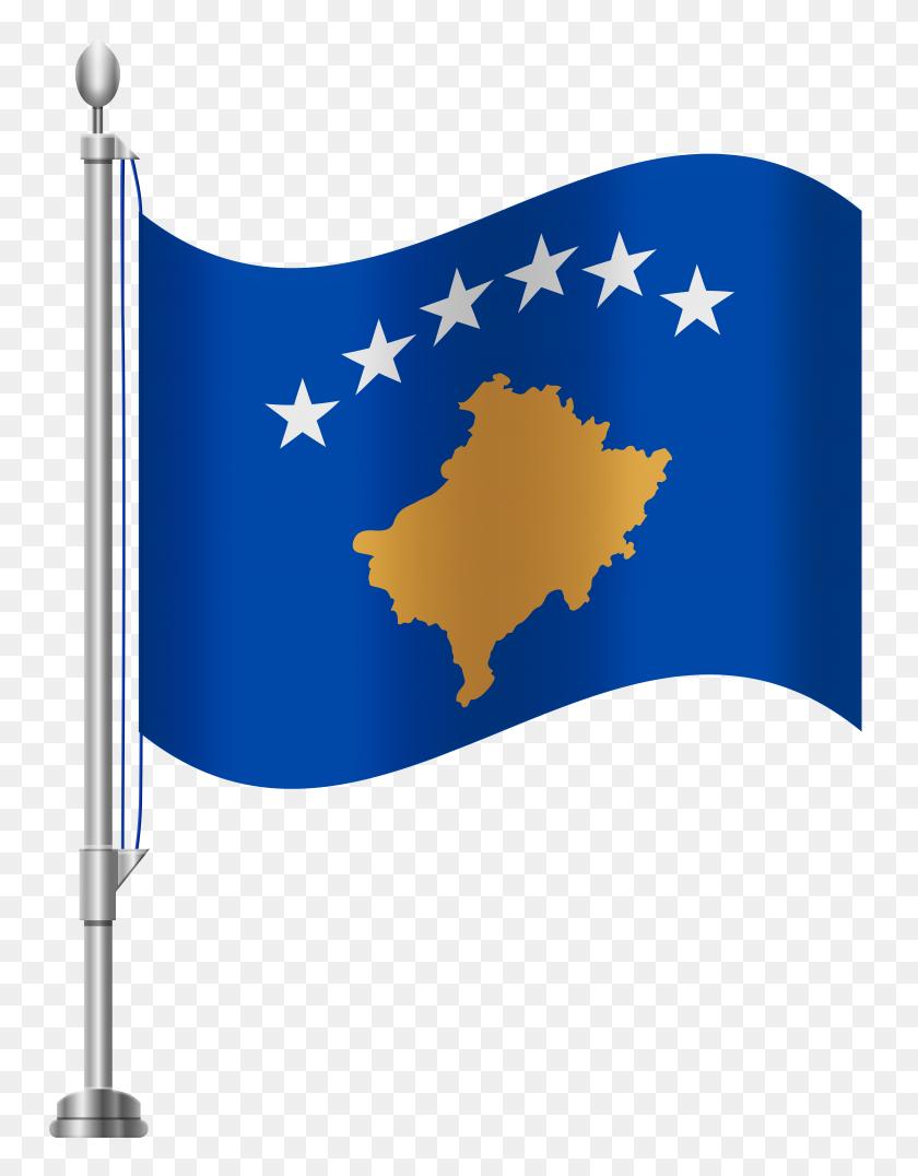 Kosovo Flag Png Clip Art - World Flags Clipart