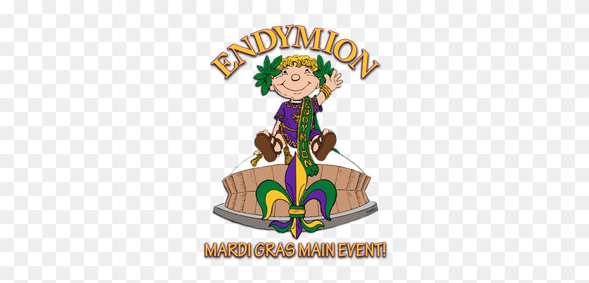 Krewe Of Endymion Mardi Gras' Extravaganza - Mardi Gras Beads PNG