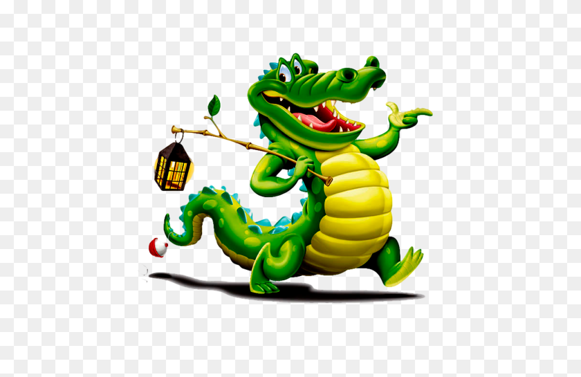 500x485 Krokodil Views Album - Crocodile Clipart