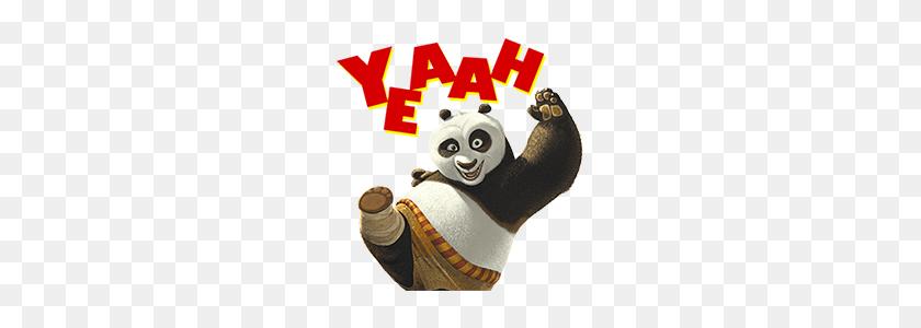 Kung Fu Panda Line Stickers Line Store - Kung Fu Panda PNG