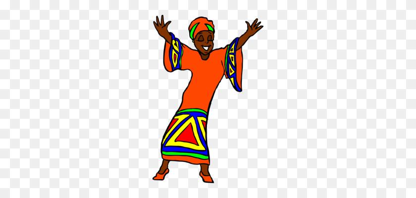224x340 Kwanzaa Candle White People Kinara - African American Boy Clipart