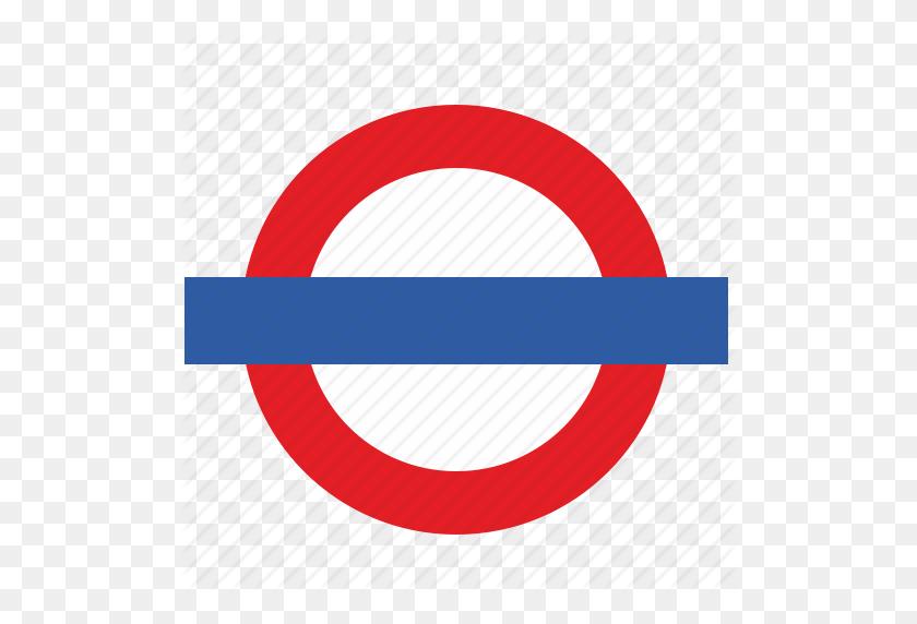 512x512 Label, London, Metro, Metropolitan, Sign, Underground Icon - London PNG
