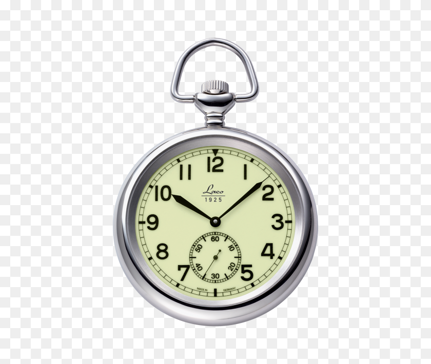 Laco Navy Watch Wilhelmshaven Iron Bridge Watch Co - Pocket Watch PNG