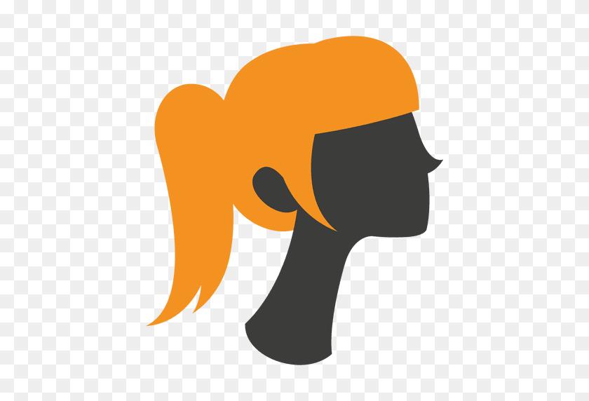 Ladies Haircut Style - Haircut PNG