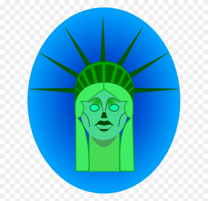 Lady Lib Statue Of Liberty Uncle Sam Symbol - Uncle Clipart
