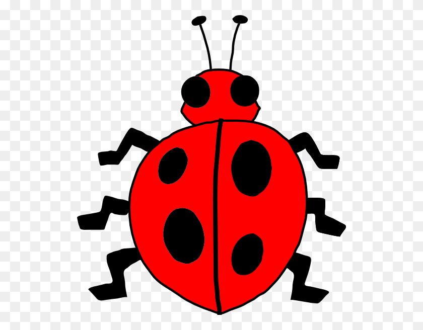 Ladybug Lady Bug Clip Art - Cute Bug Clipart