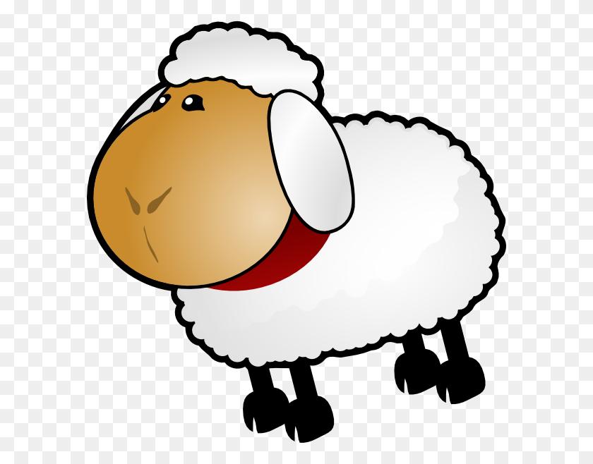594x598 Lamb Clip Art The Cliparts - Sacrifice Clipart