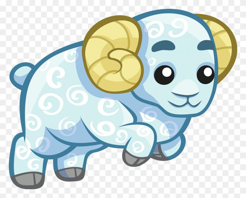 Lamb Clipart Ram - Baby Lamb Clipart