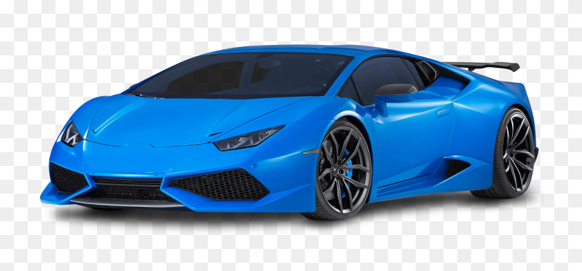 Lamborghini Huracan Car Png Image - Lamborghini PNG