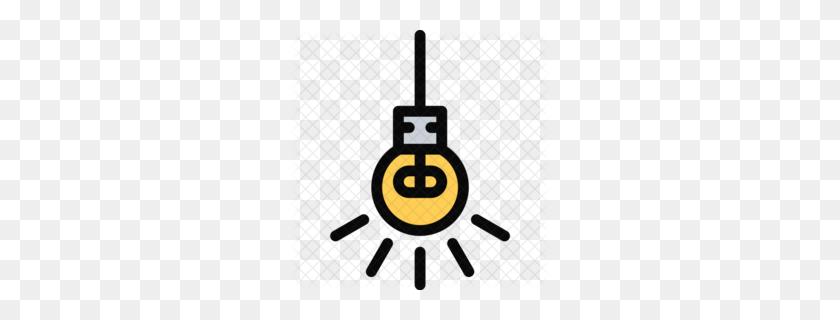 Lamp Clipart - Light Bulb Clipart No Background