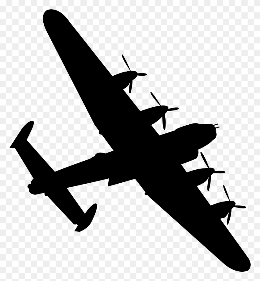 Lancaster Bomber Black Silhouette Icons Png Plane Silhouette Png Stunning Free Transparent Png Clipart Images Free Download