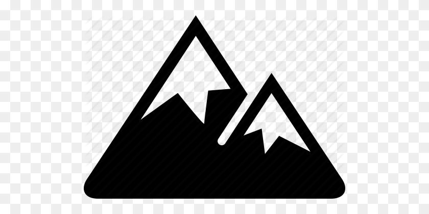 Landscape, Mountain, Mountain Range, Outdoors, Peaks, Recreation - Mountain Range PNG