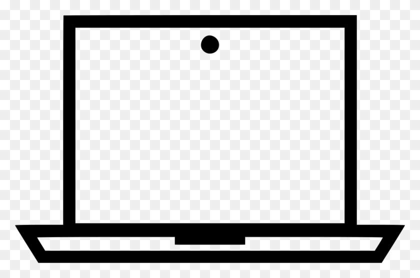 Laptop Pc Mac Macbook Png Icon Free Download - Mac Laptop PNG
