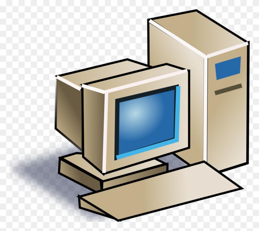 Laptop Personal Computer Desktop Computers Network Computer Free - Personal Computer Clipart