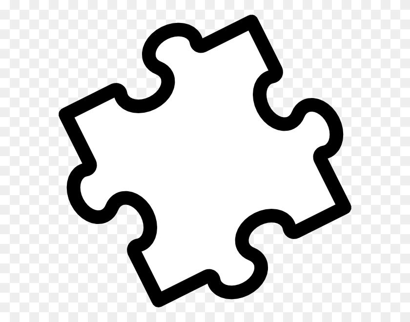 Large Puzzle Pieces Template Photography Puzzle - Autism Puzzle Piece PNG
