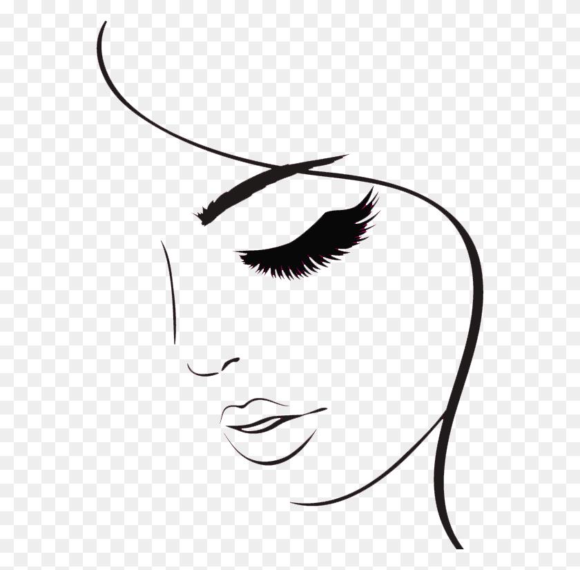 Lashlicious - Mascara Wand Clipart