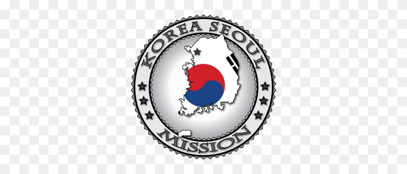 300x300 Latter Day Clip Art Korea Seoul Lds Mission Flag Cutout Map Copy - Mormon Clipart